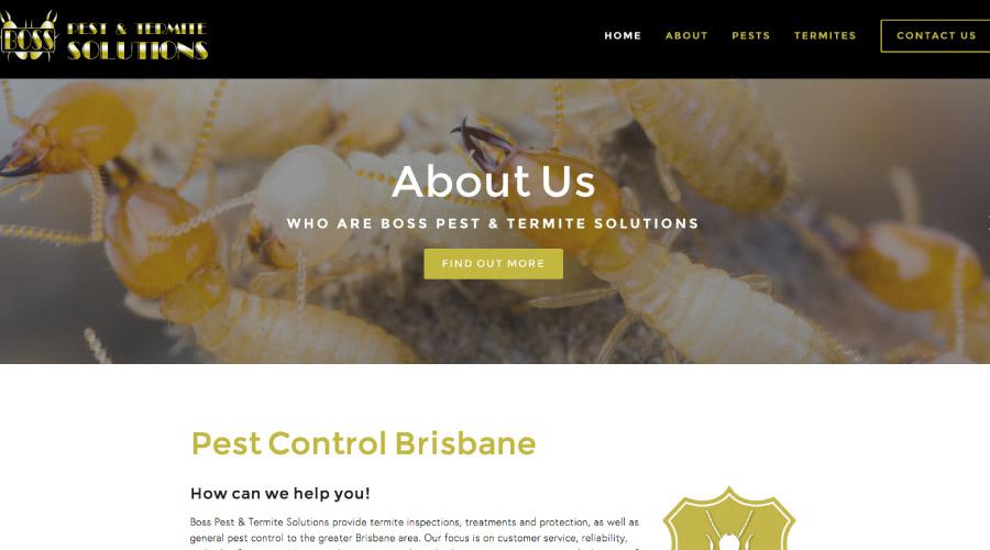 Boss Pest & Termite Solutions