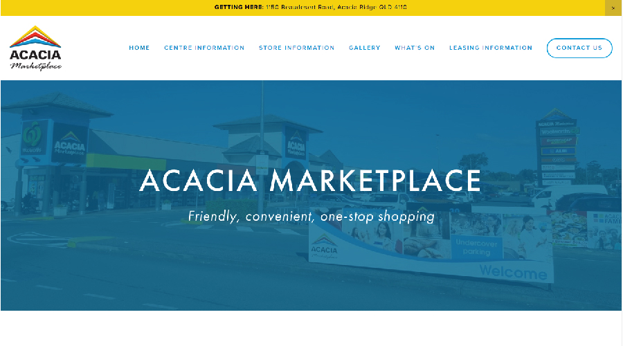 Acacia Marketplace