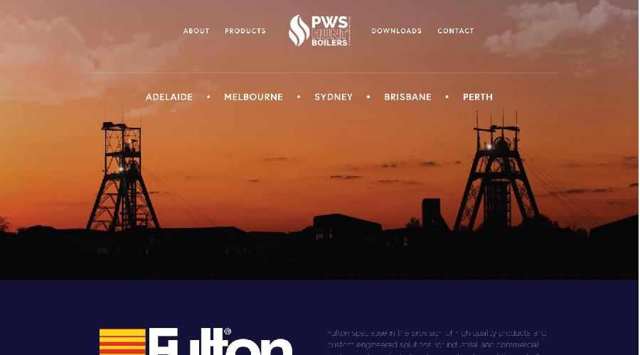 PWS Hunt Boilers