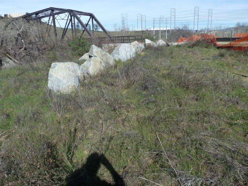 BRIDGE REPAIR & SLOPE STABILIZATION WITH RIPRAP