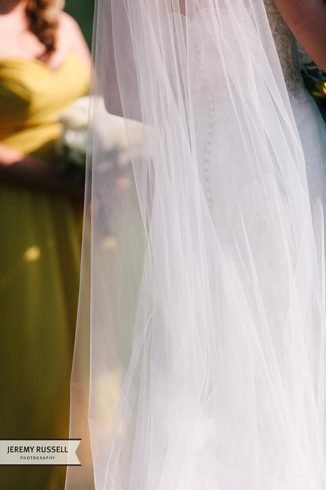 Dress at Claxton Farm