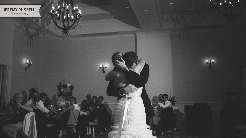 First dance. Biltmore Estate wedding.