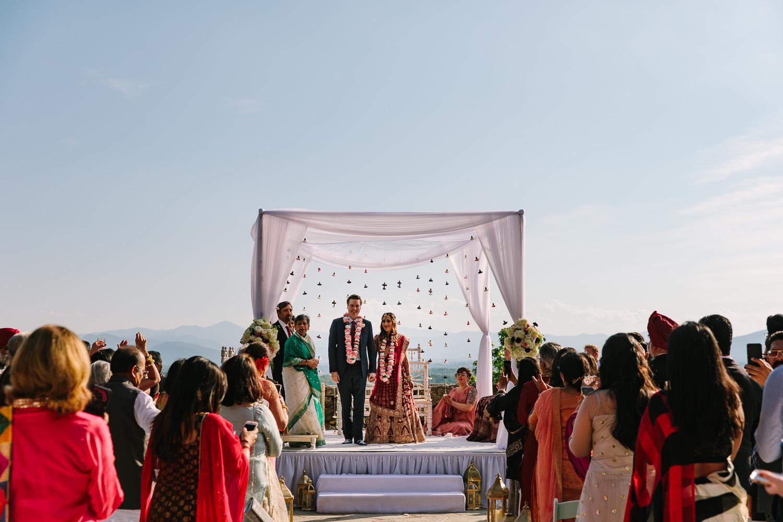 Indian Wedding at the Omni Grove Park Inn Asheville