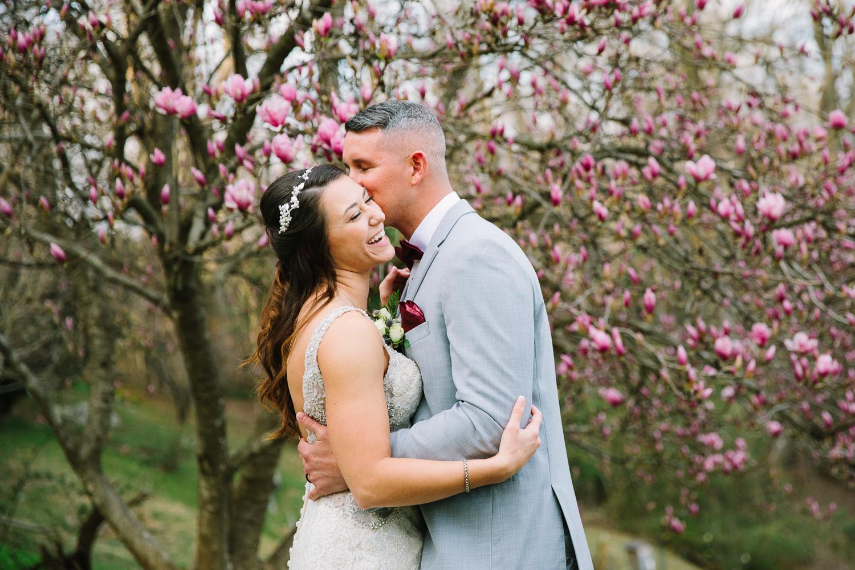 Spring Wedding in Western North Carolina
