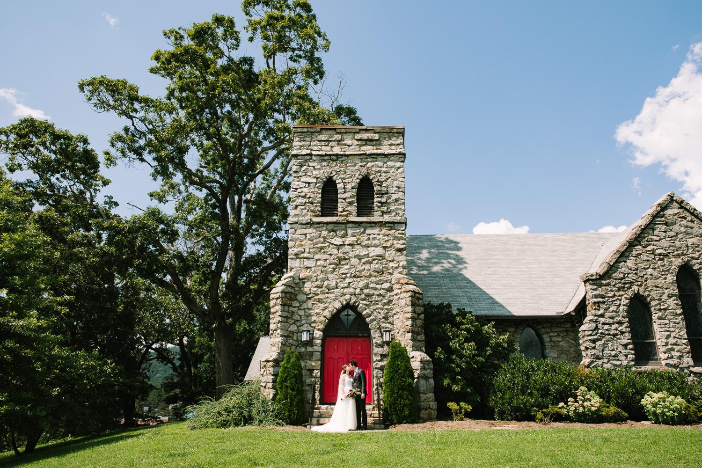 Church Wedding Asheville