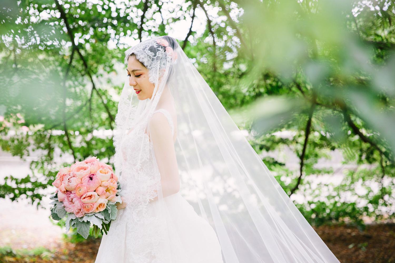 Asian Wedding Asheville