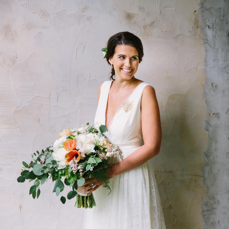 Intimate Mountain Wedding Asheville