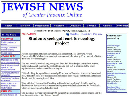 jewish news article for biodiesel project.jpg