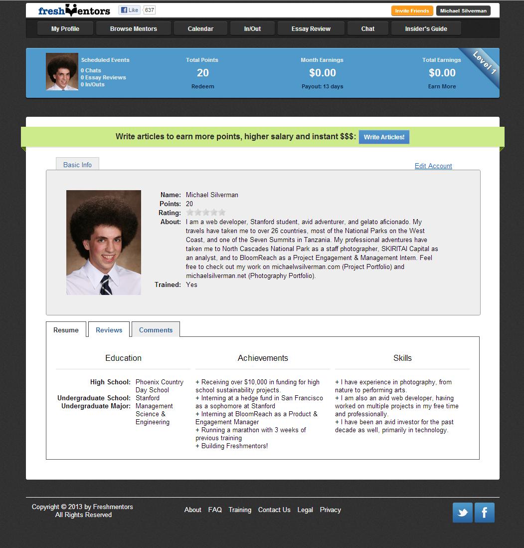 freshmentors_profile_page.png