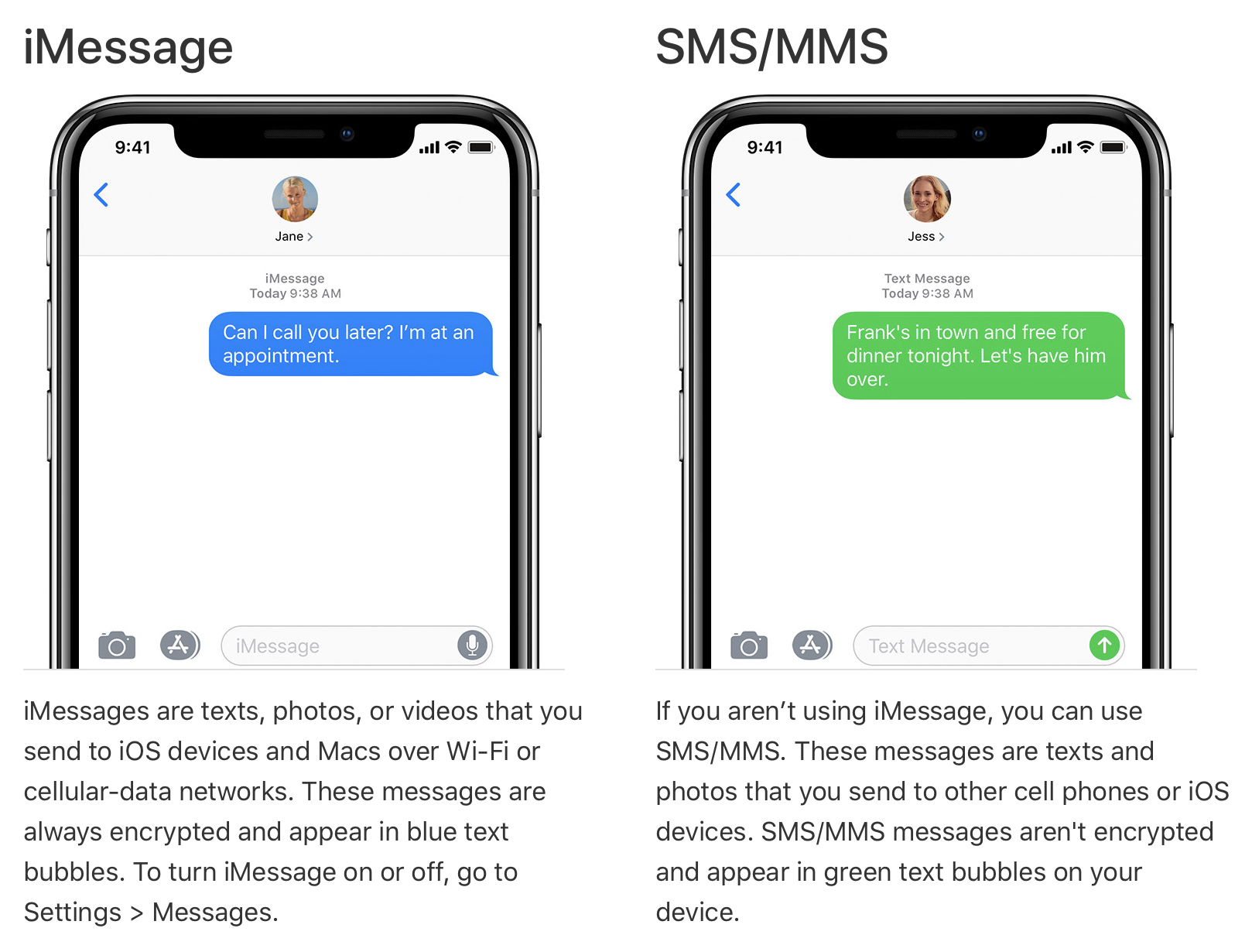 Apple Support iMessage vs Texzt.png