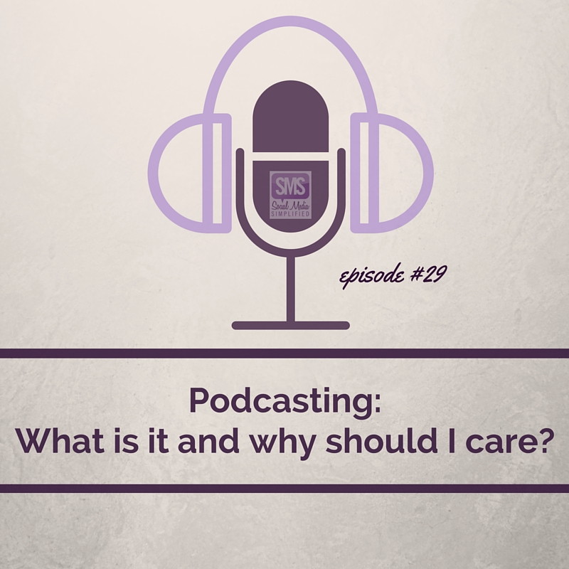 Podcasting - what is it