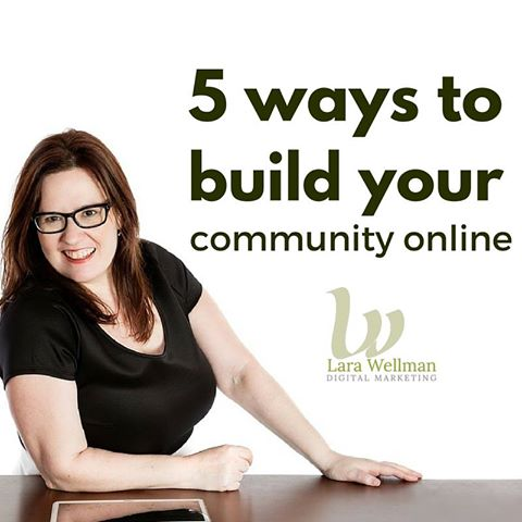 5 ways to build your community online