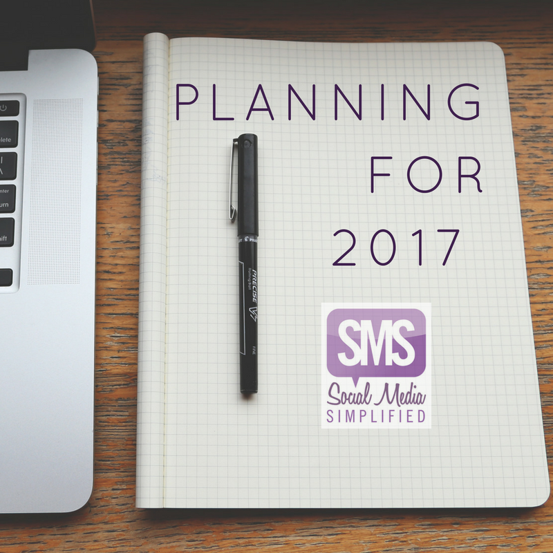 planning for 2017