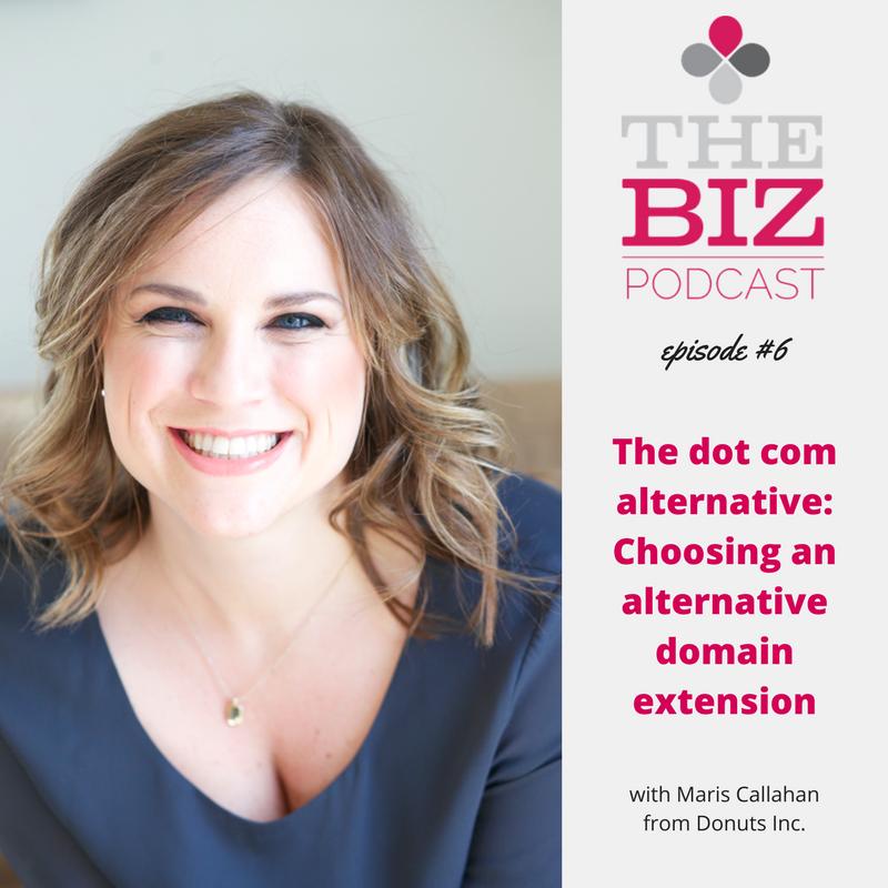 Maris Callahan - alternative domain extensions