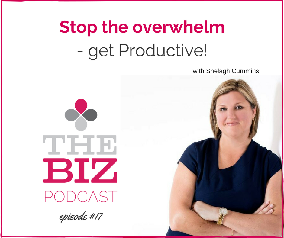 Stop the overwhelm