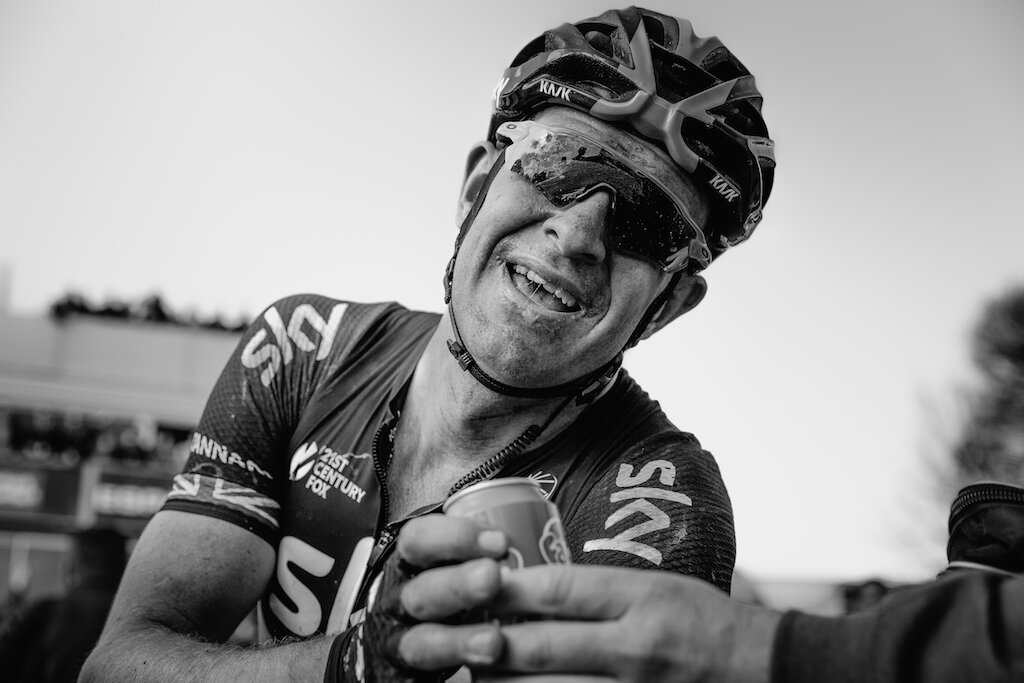 Ian Stannard. Tougher than the rest. And then some.