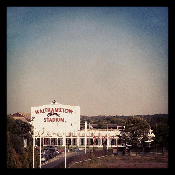 Taken at Walthamstow Stadium