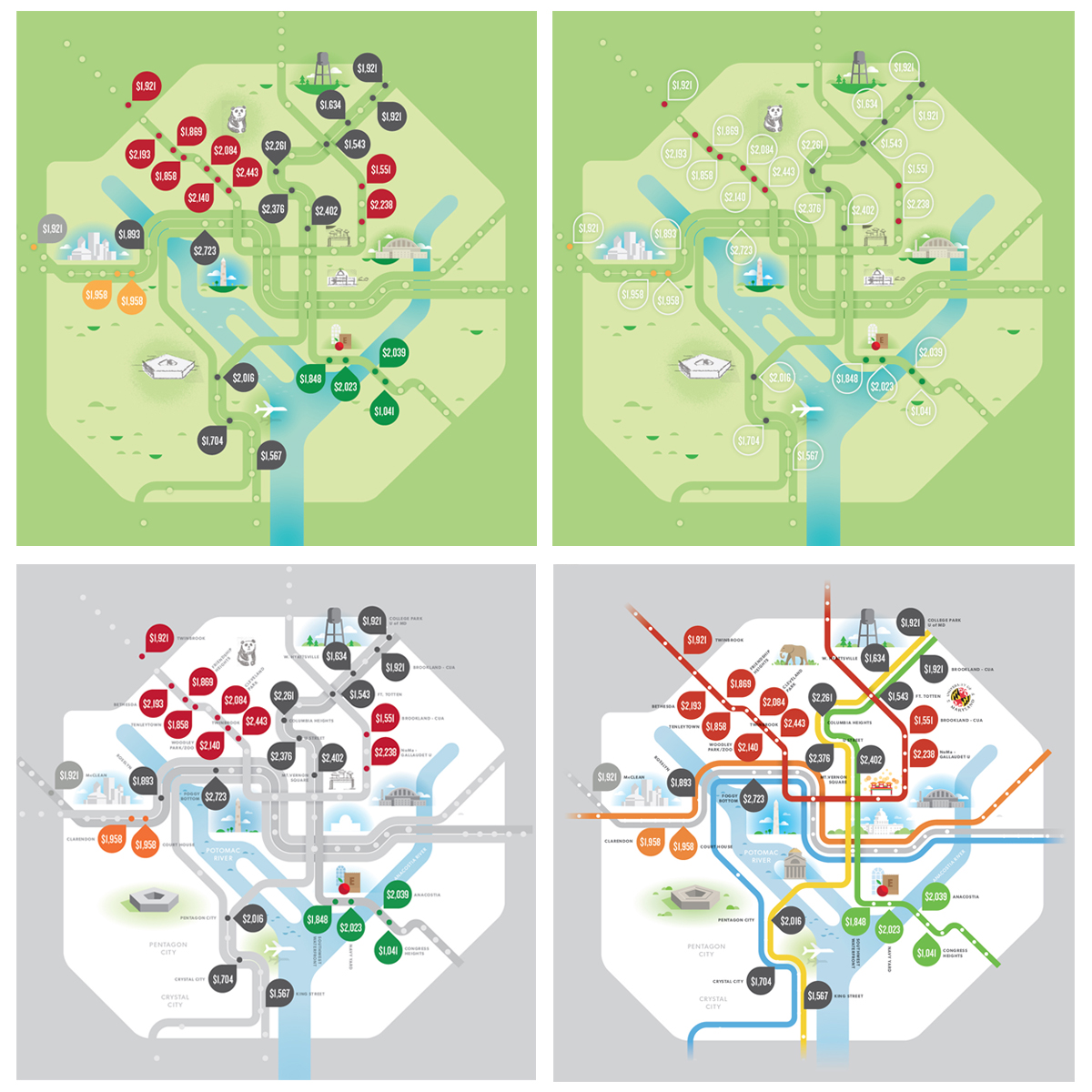 Map studies progress