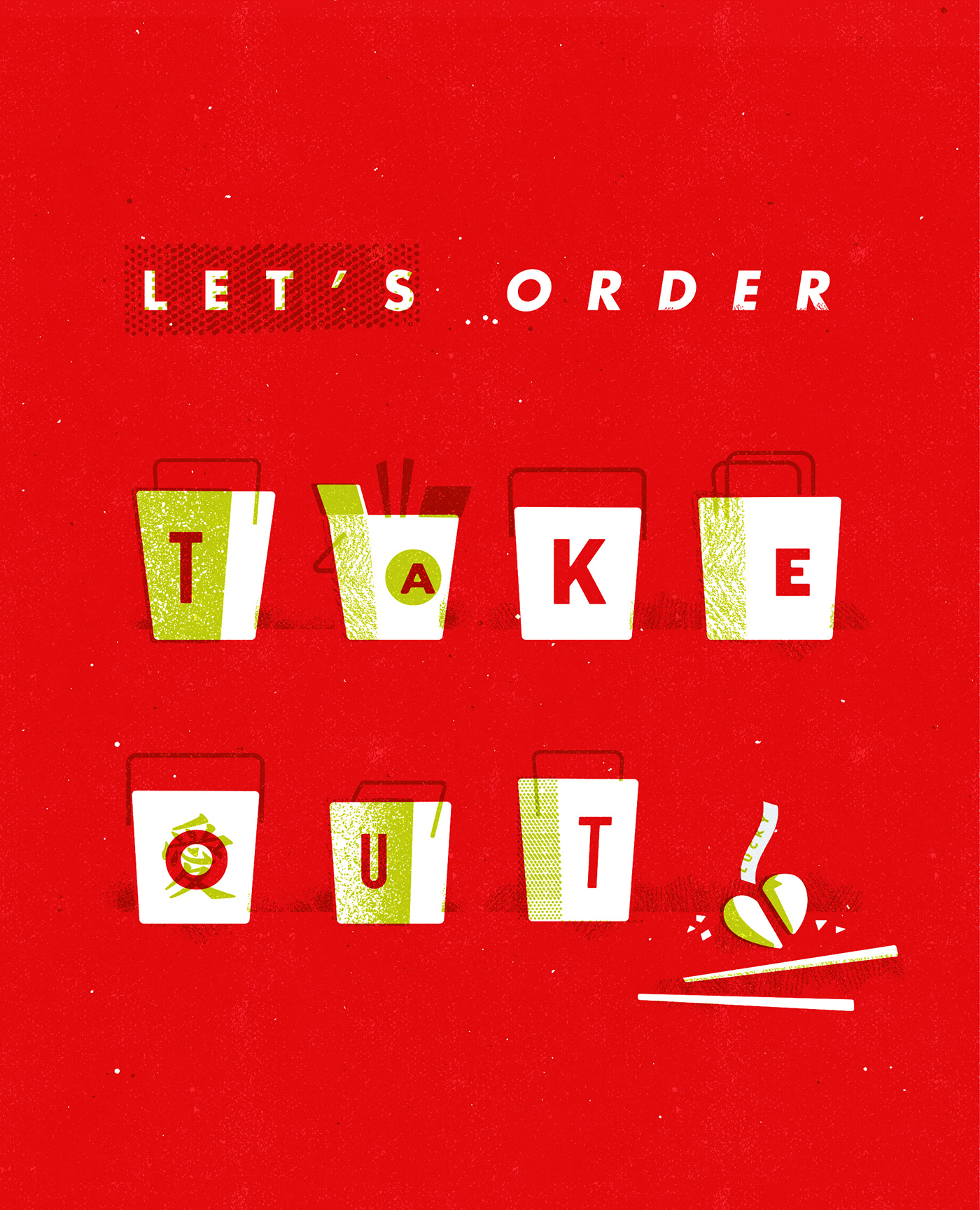 """Let's Order Takeout"""