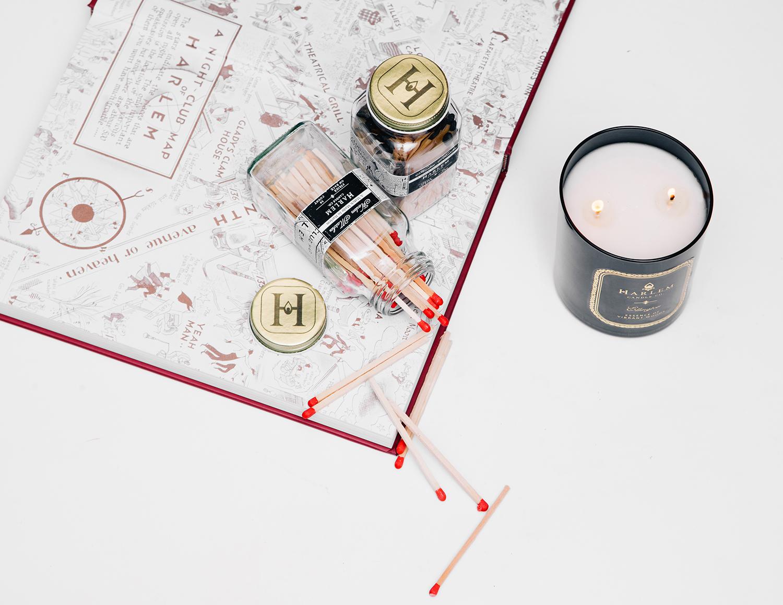 - Harlem Candle Company