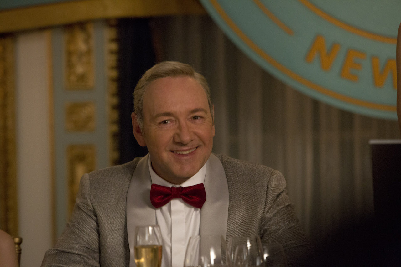 """M297 Kevin Spacey stars in EuropaCorp's   """"NINE LIVES"""".Photo Credit: Takashi Seida© 2016 EuropaCorp"""