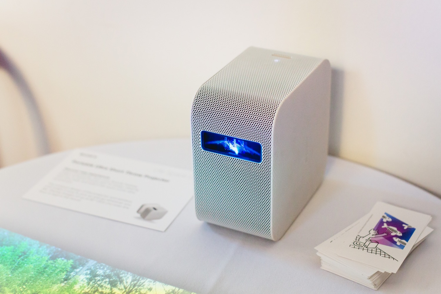 Portable Ultra Short Throw Projector from Sony.jpg