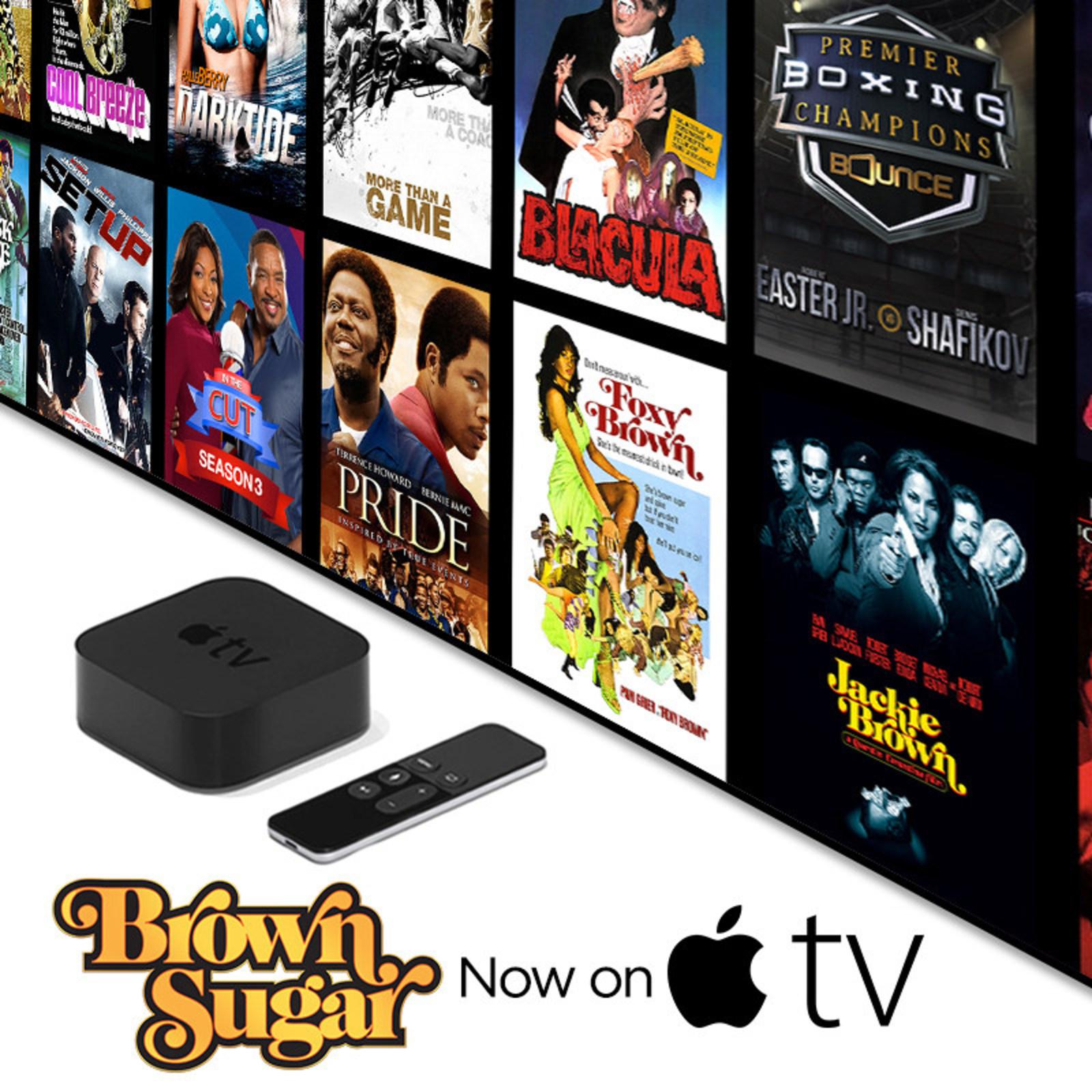 Bounce Brown Sugar on Apple TV