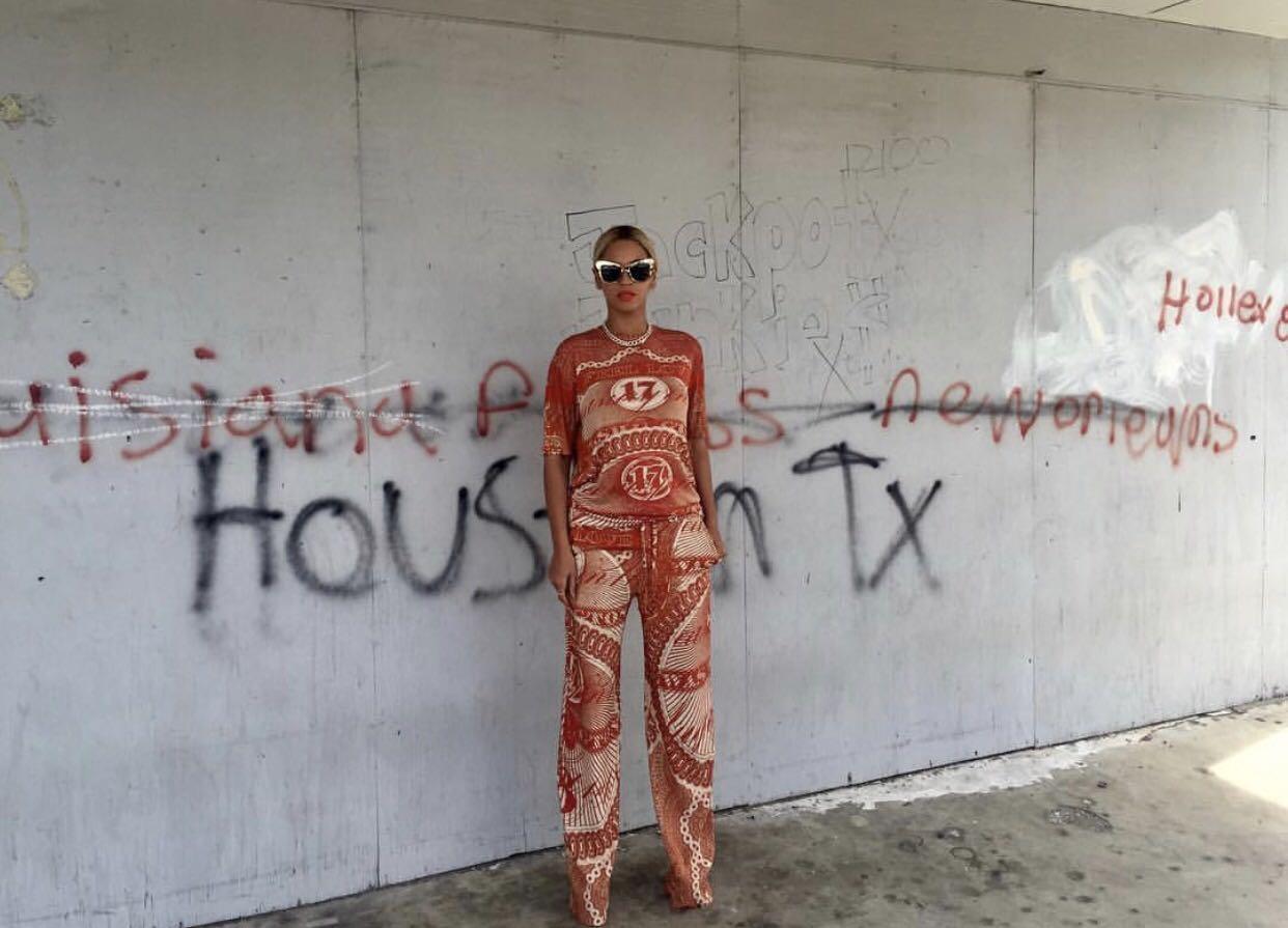 The Houston take over. -