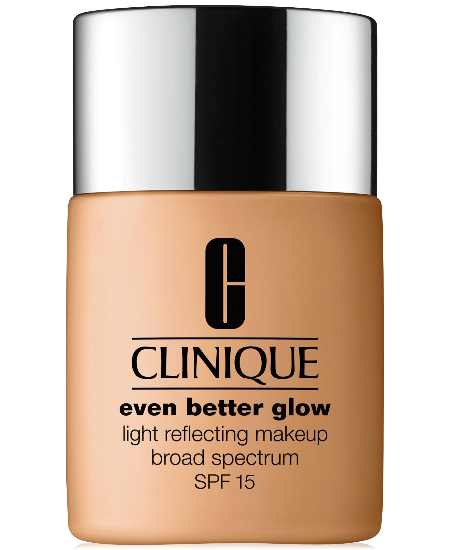 Clinique Even Better Glow Foundation SPF 15, 1-oz. - $29.00.jpg