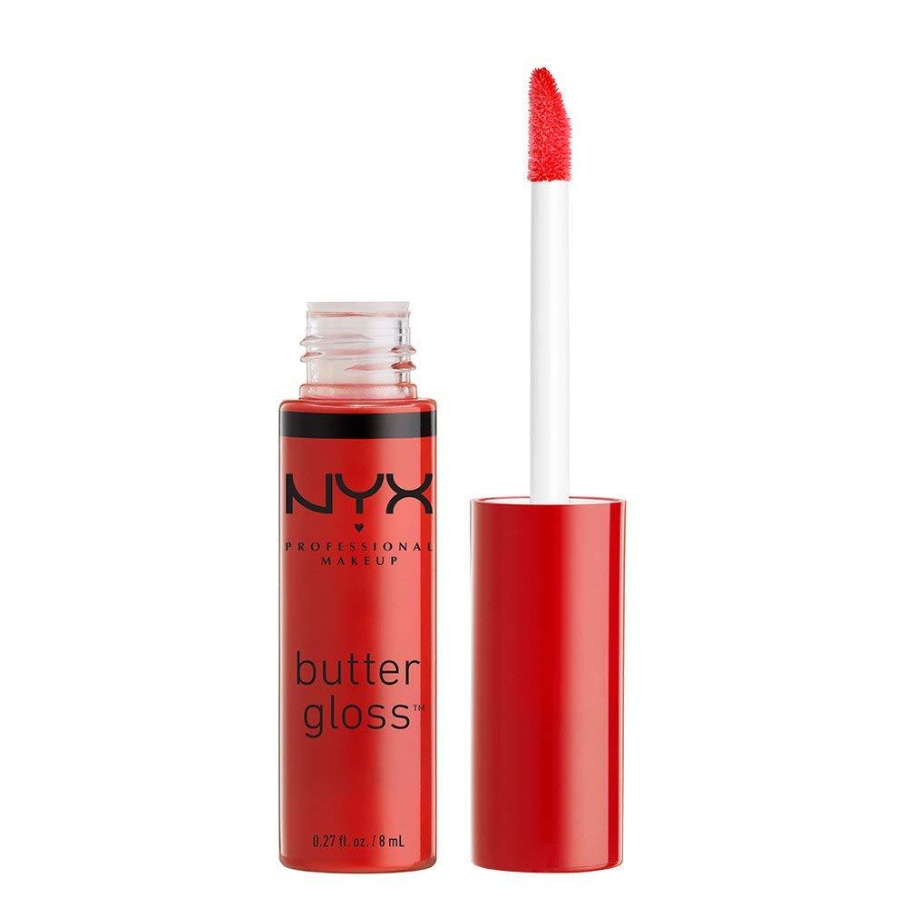 NYX Butter gloss and lipsticks -
