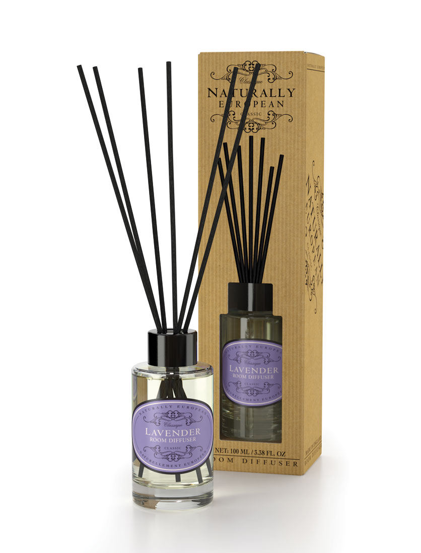 Room Diffuser - The long-lasting diffuser that contains high levels of fragrance.