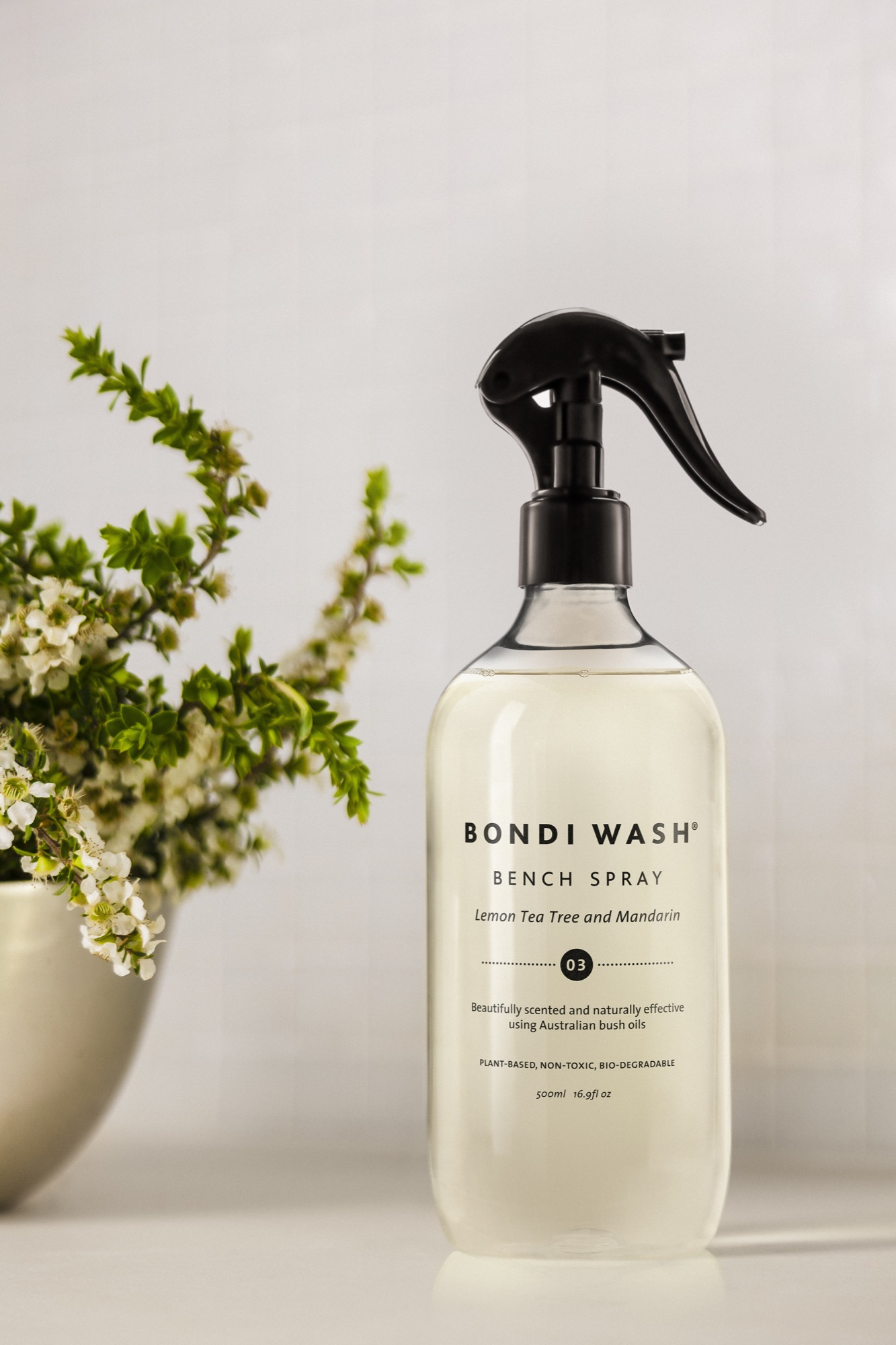 ABOUT BONDI WASH - BONDI WASH products are 99-100% plant-based. Nothing nasty – the only non plant-derived ingredients are food grade preservatives used to ensure the products are shelf-stable. Products are non-toxic, bio-degradable and contain ingredients sourced from the best Australian suppliers.BONDI WASH fragrances have been designed like a perfume, starting with a beautiful Australian native botanicals. Other scents from Australia and around the world are then combined to include top notes, middle notes and base notes. All scents are completely plant-derived. They never use synthetic fragrance.