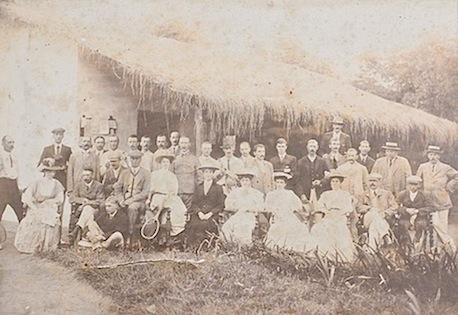 Munzerabad Club at birth