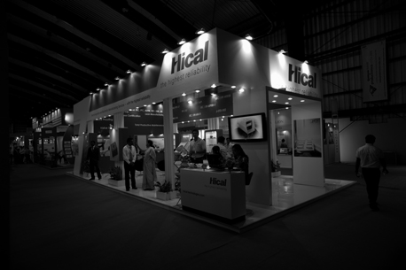 Hical Technologies at Electronica Bangalore