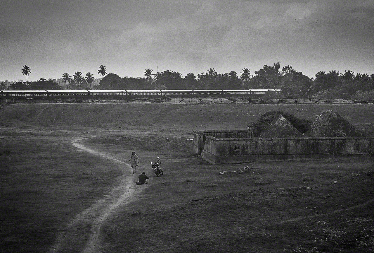 Inside the Fort of Tipu Sultan, Srirangapattana