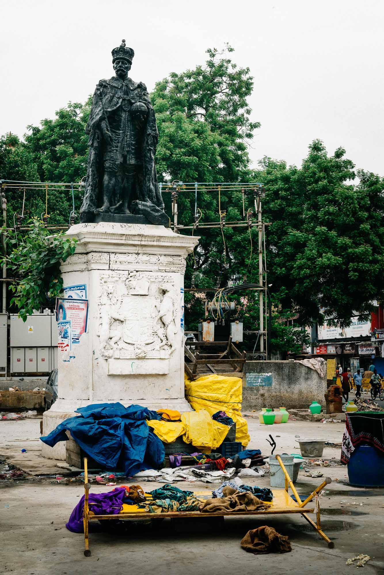 King George, Chennai