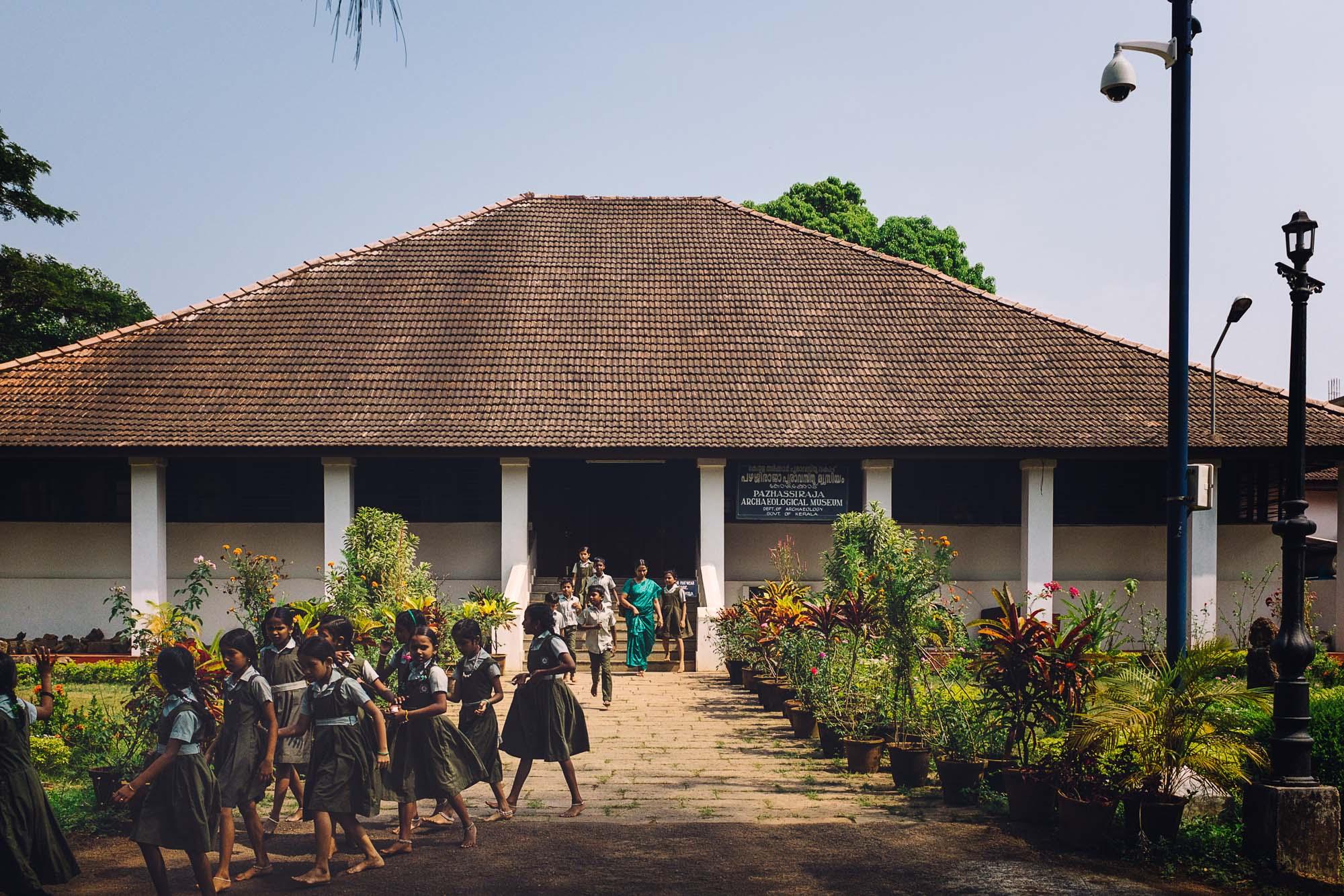 The Kazhassi Raja Museum, Calicut