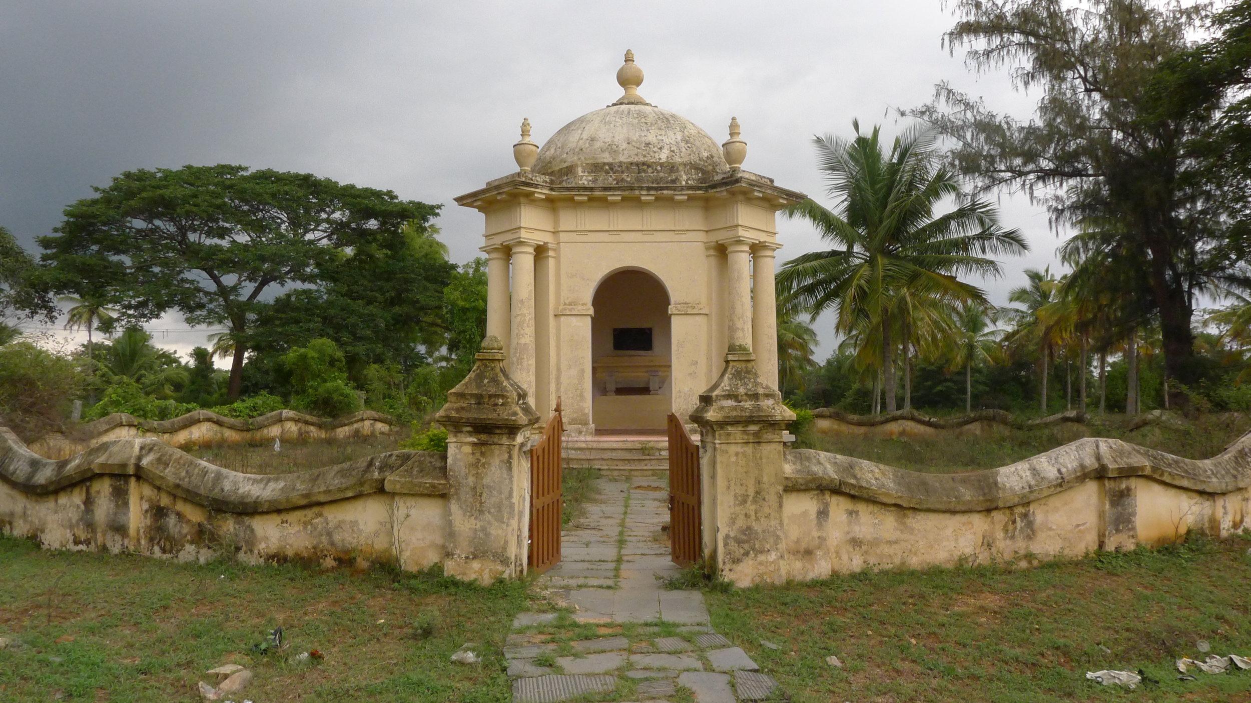 Mausoleum for Col. Baillie