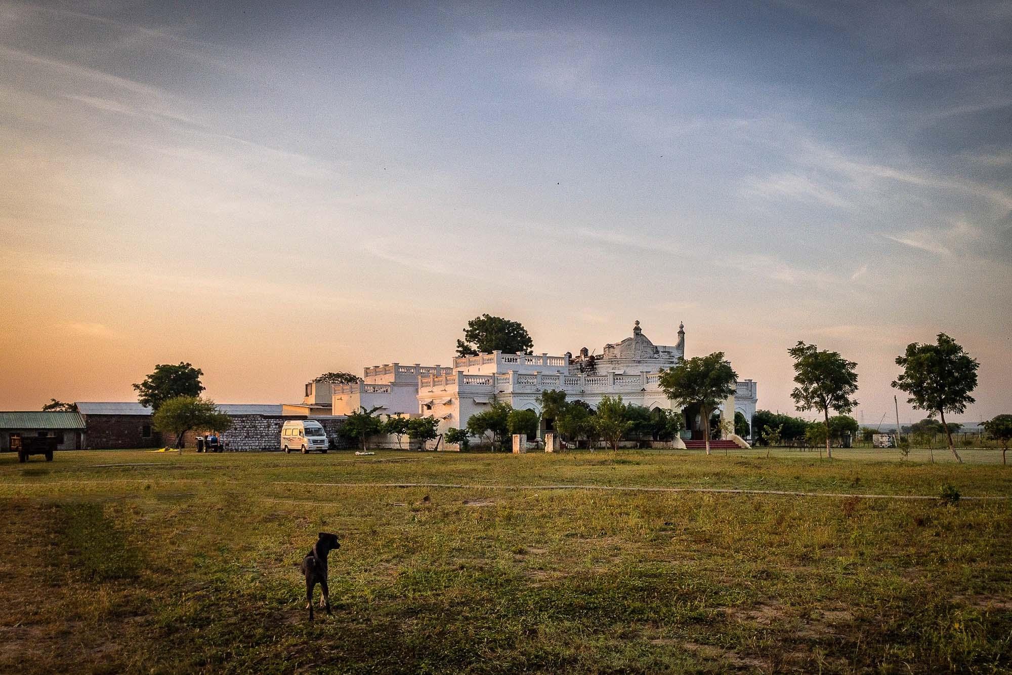 The Aaram Bagh Resort