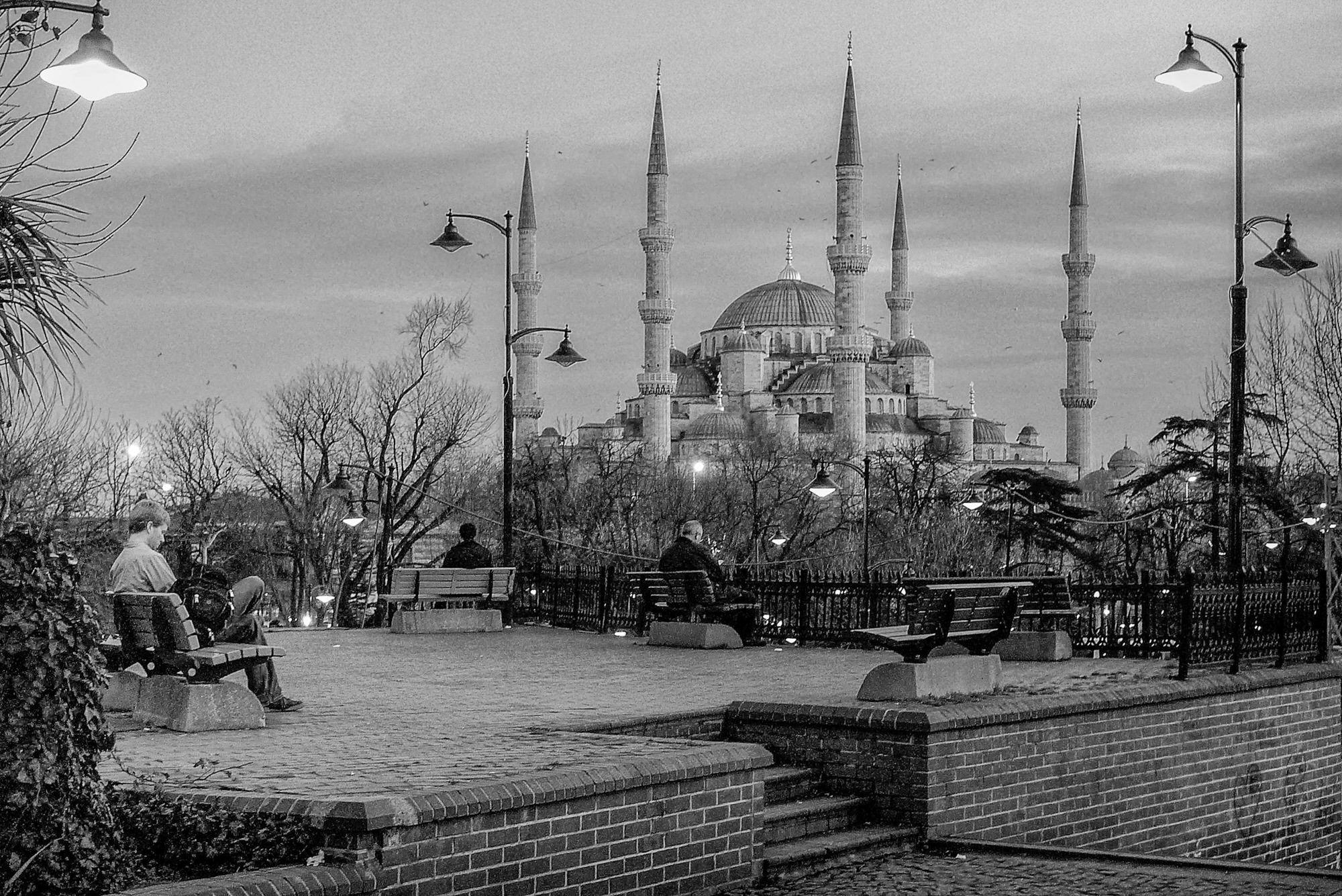 Blue Mosque, Sultanahmet, Istanbul