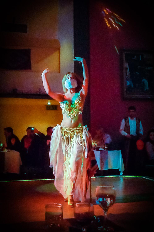 Belly Dance, Istanbul, Turkey