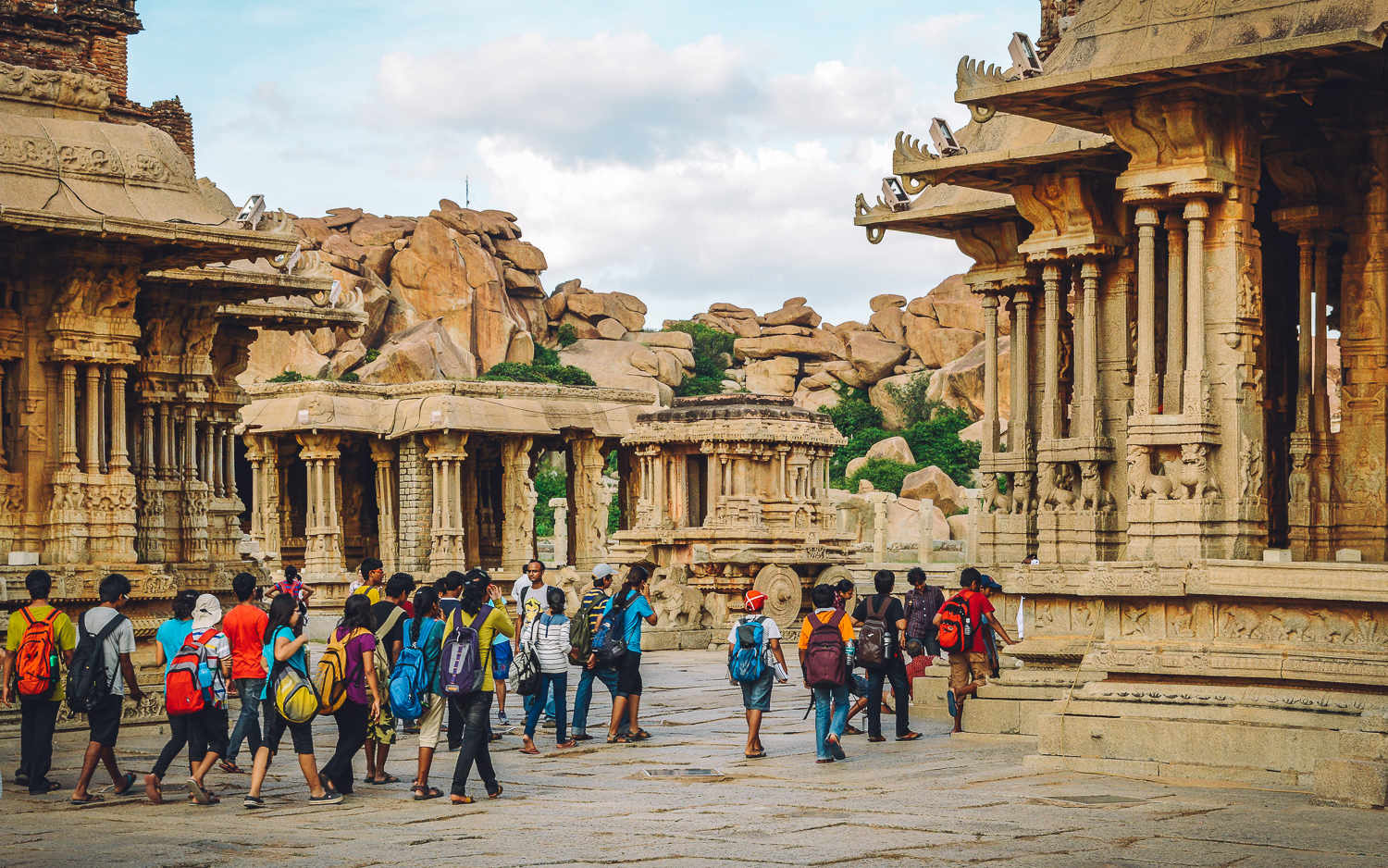 Hampi: Photo from a previous trip