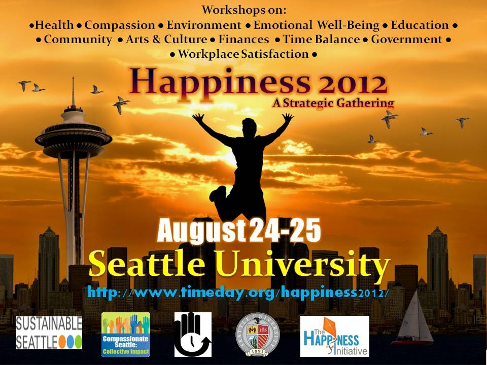Happiness 2012 Poster