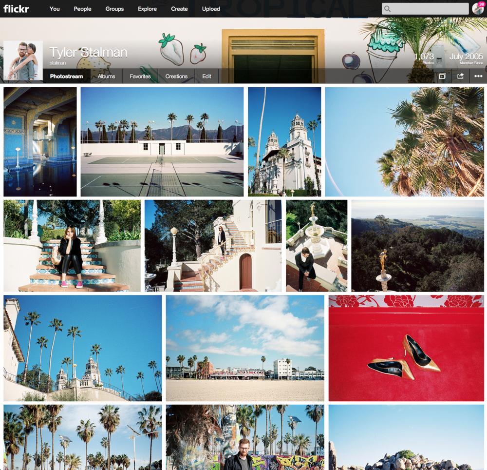 Tyler's flickr