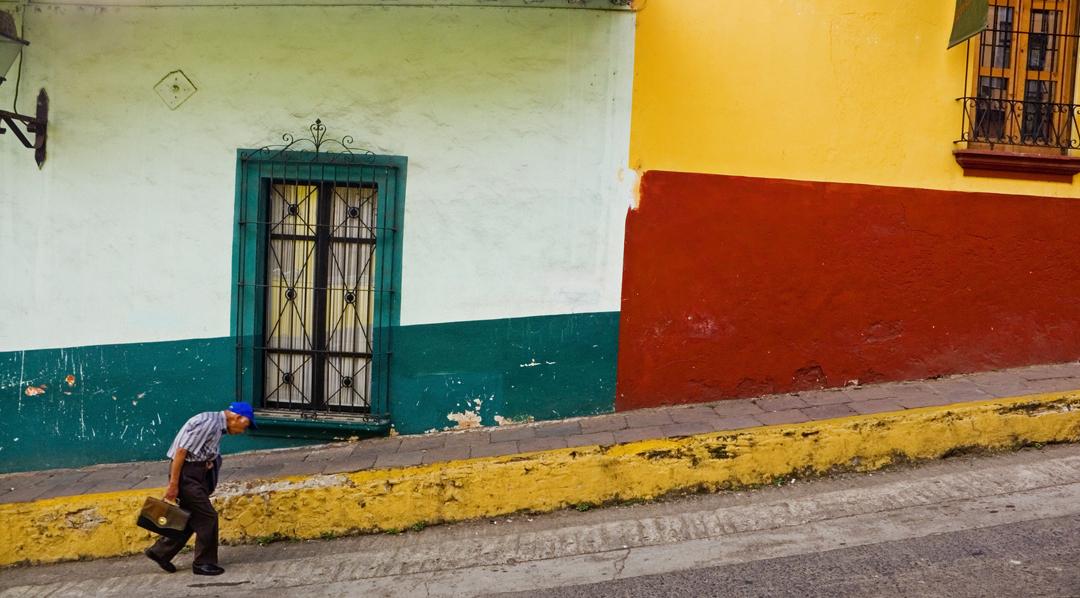 Hard Knock Life  ~ Xalapa, Mexico © 2013 Skip Hunt