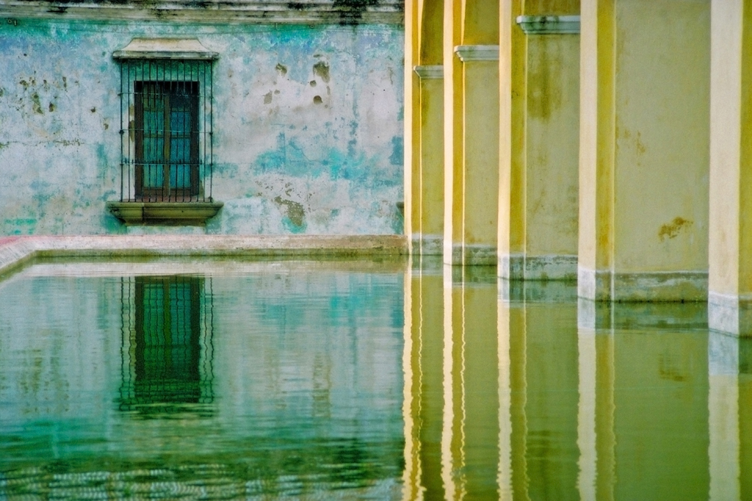 Antigua Reflection