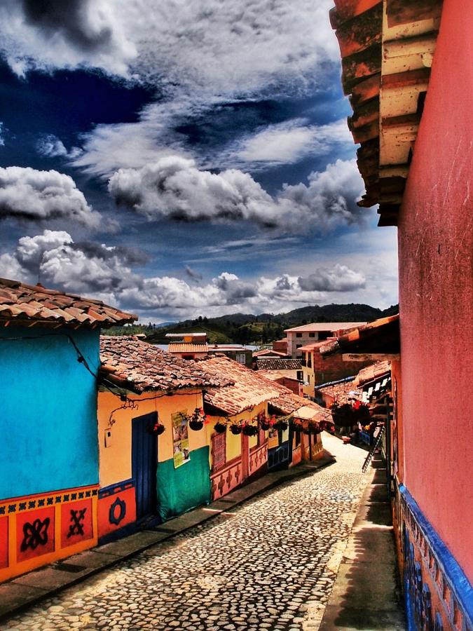 Calle de los Colores