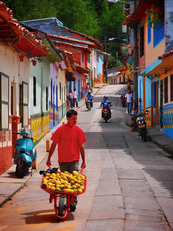 Calle Naranja