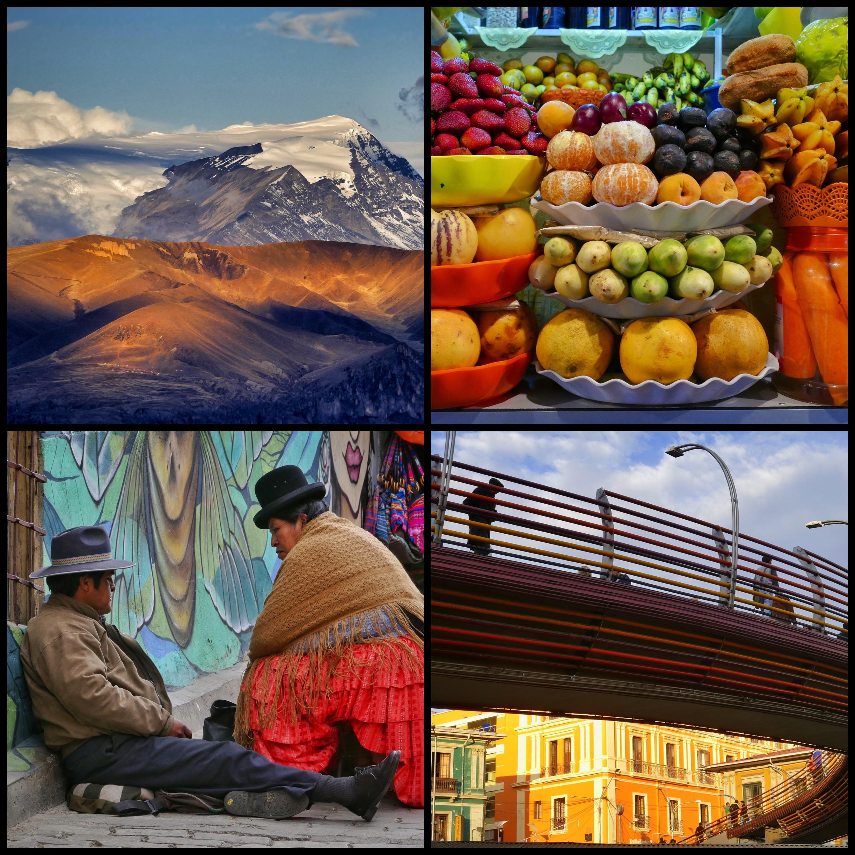 Bolivia + Peru Prints