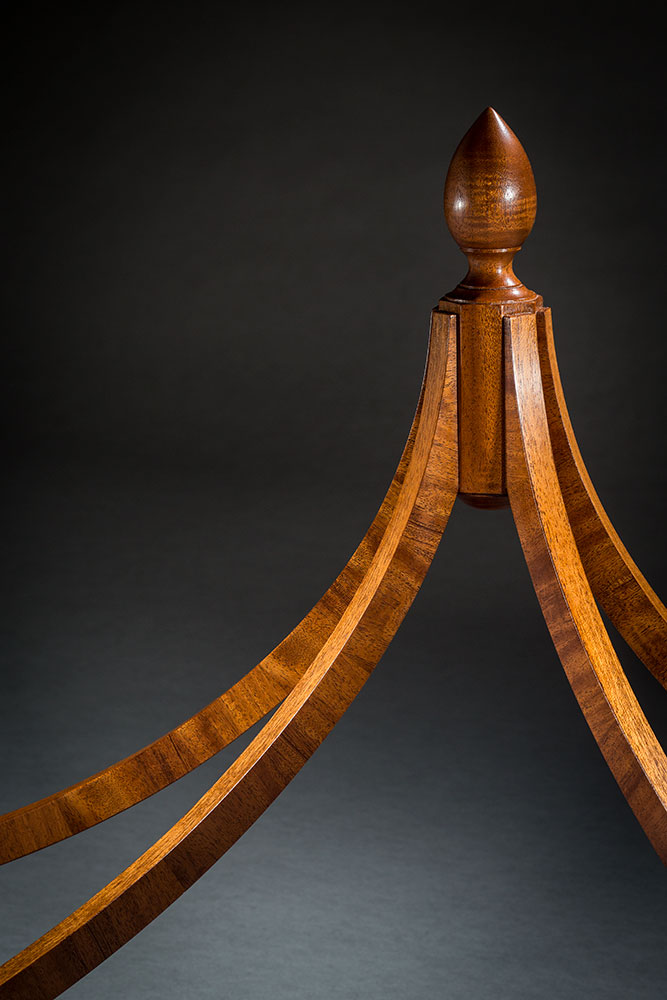 Croll table detail